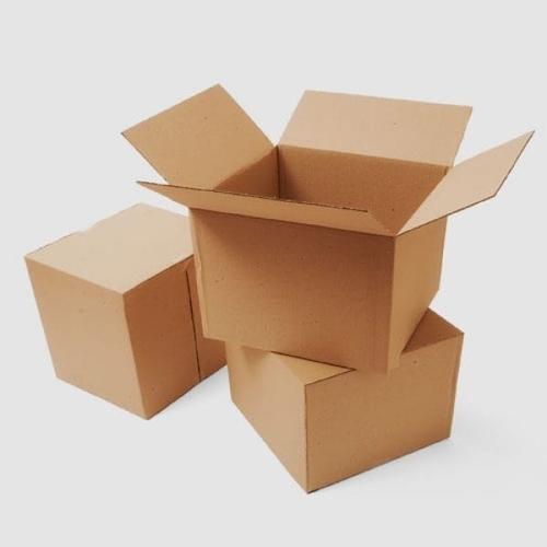 Các mẫu thùng carton được đa dạng về kích thước, mẫu mã 1