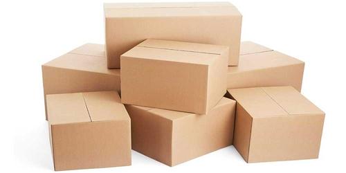 Thùng carton được gia công với nhiều kích thước đa dạng