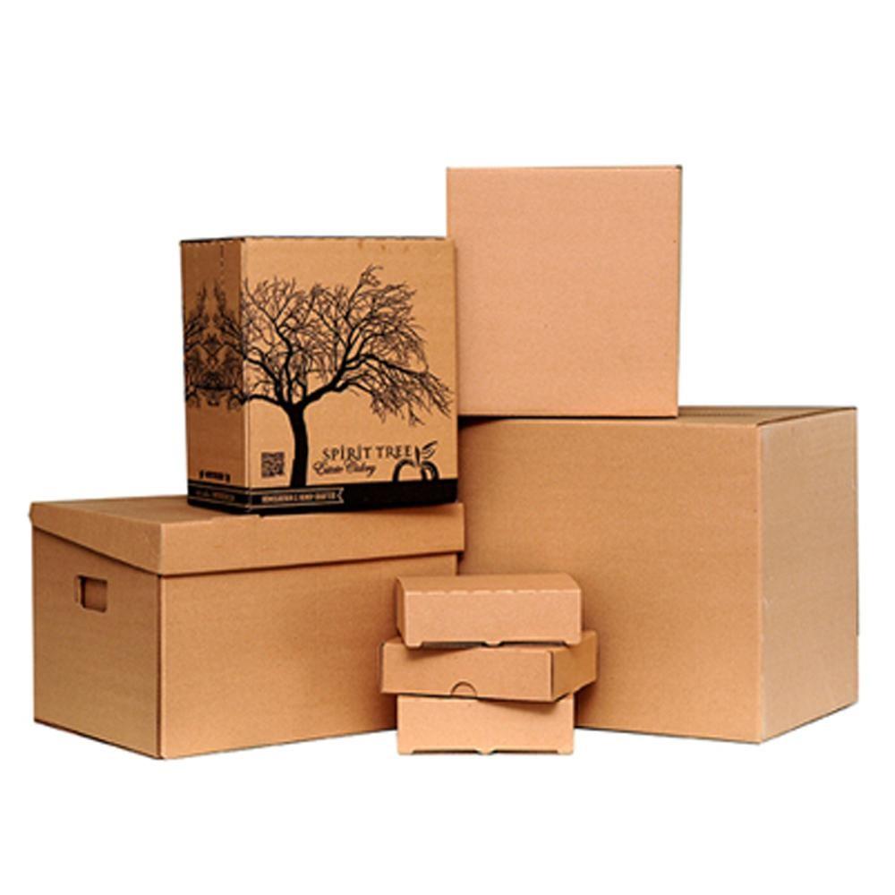 Công ty Đồng Giang sản xuất hộp giấy carton theo đơn đặt hàng