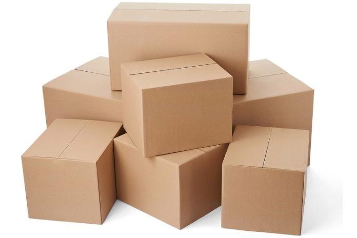 Thùng giấy carton là vật dụng không thể thiếu trong đóng gói hàng hóa